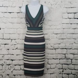 Eva Mendes for New York & Company career dress